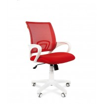 Чаирман 696 белый кресло офисное Chairman 696 white