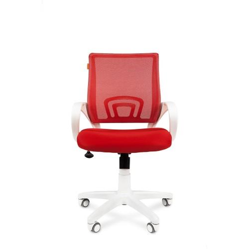 Chairman 696 white кресло офисное Чаирман 696 белый