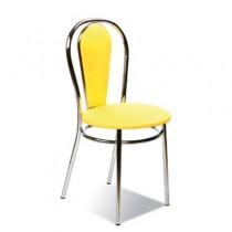 Тюльпан М мягкая спинка стул для кухни TULIPAN М