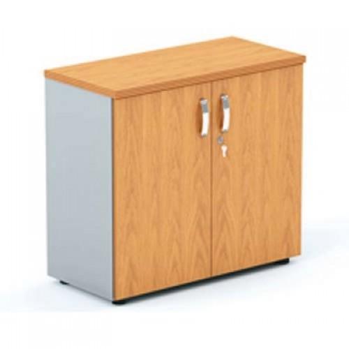 Шкаф закрытый (глухие двери) 2-го уровня DH2-022