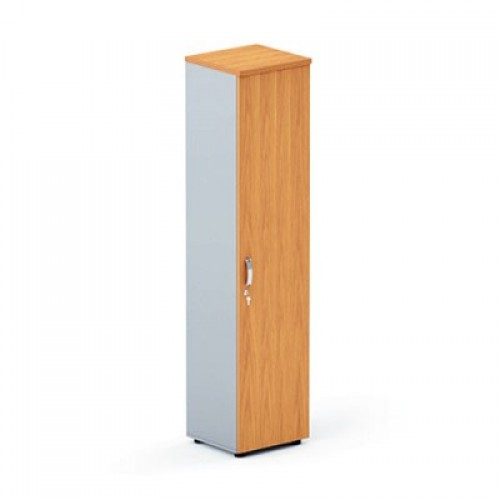 Шкаф узкий (глухая дверь) 5-го уровня DH5-003