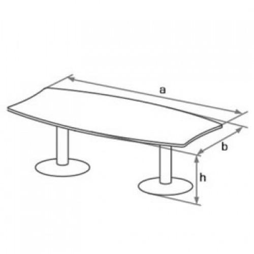 Конференц-стол для заседаний DKS-242 и DKS-243