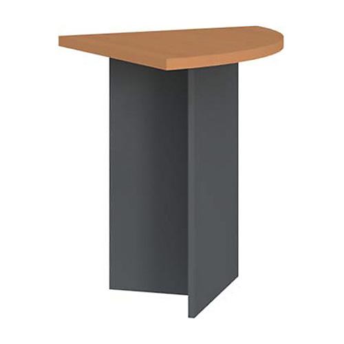 Приставка к столу полукруглая LK090