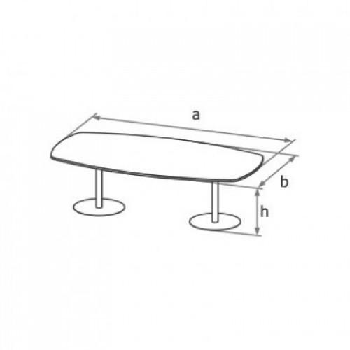 Конференц-стол для заседаний MAD-253