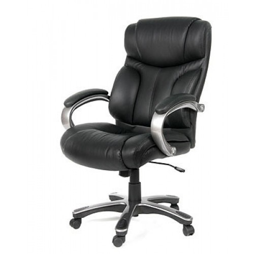 Чаирман 435 кресло кожа COW Chairman 435