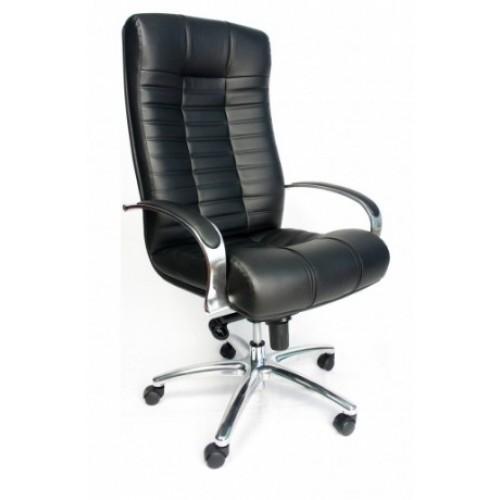 Everprof Atlant Chrome кресло для руководителя Эверпроф Атлант Хром