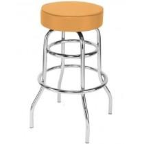 Ретро хром стул для бара Retro chrom