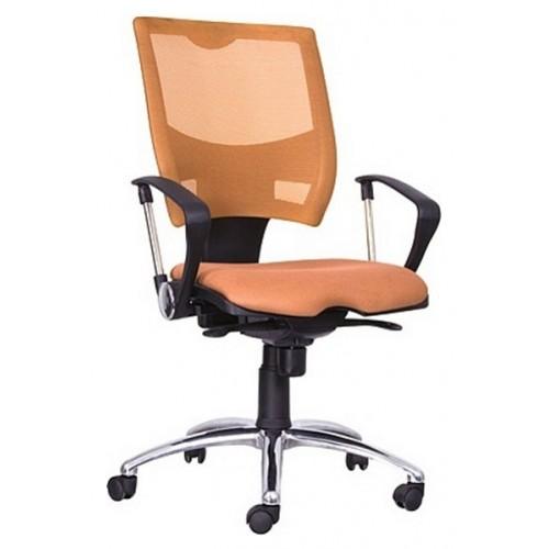 Спринг синхро хром офисное кресло Spring sync gtpH Alu