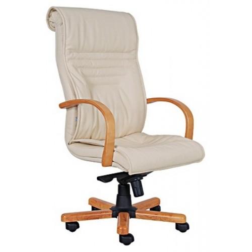 Вип Экстра кожаное кресло Vip Extra
