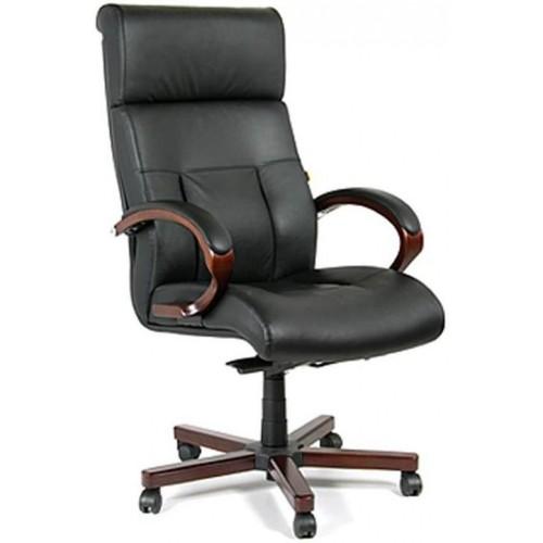 Чаирман 421 кожаное кресло Chairman 421