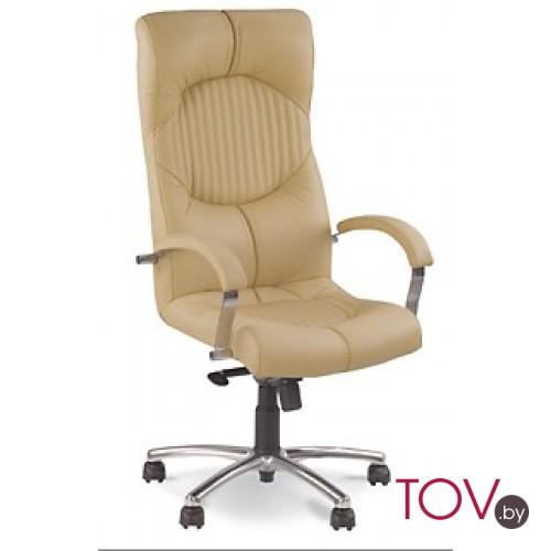 Гермес стил хром офисное кресло Germes Steel Chrome