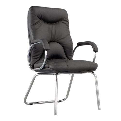 Спарта Стил Хром кресло руководителя Sparta Steel Chrome
