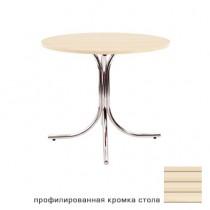 BT-3 Chrome стол круглый