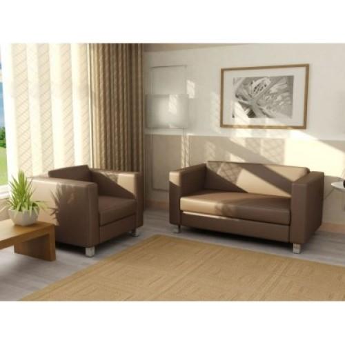 Дельта-2 диван офисный