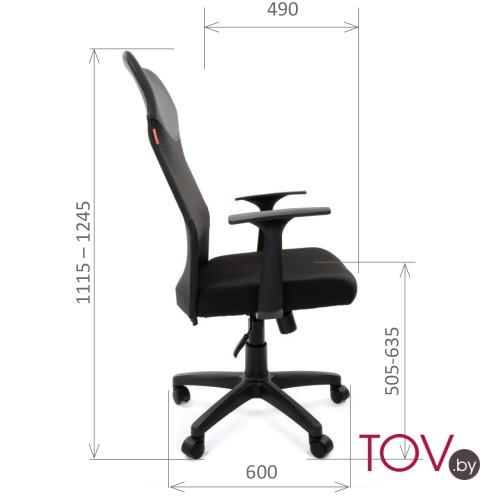 Chairman 610LT кресло для руководителя Чарман 610LT