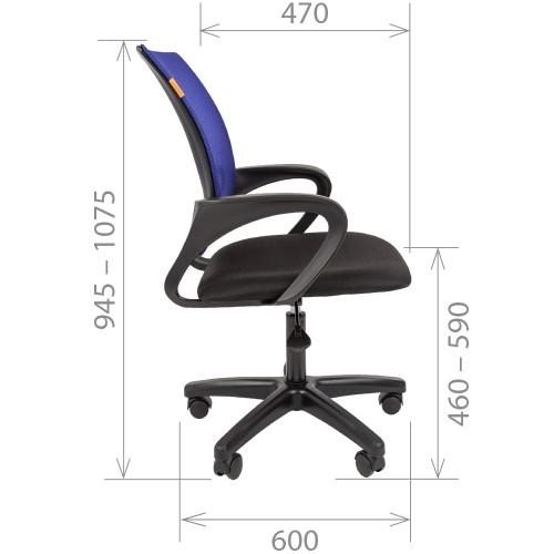 Chairman 696 LT кресло офисное Чаирман 696 ЛТ