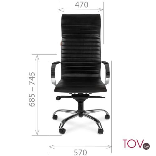 Chairman 701 Eco кресло для руководителя Чаирман 701 Эко