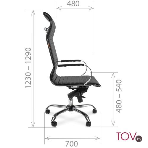 Chairman 710 кресло для руководителя Чаирман 710