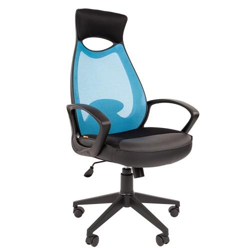 Chairman 840 Black кресло для руководителя Чаирман 840 Черный