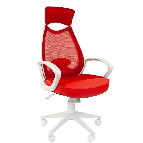 Chairman 840 White кресло для руководителя Чаирман 840 Белый