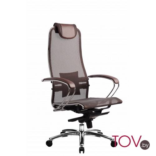 Metta Samurai S-1.03 кресло для руководителя Метта Самурай S-1.03