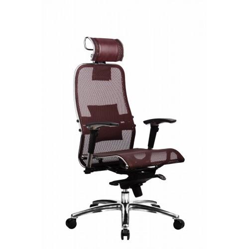 Metta Samurai S-3.03 кресло для руководителя Метта Самурай S-3.03